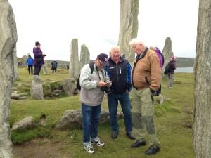 Ein 4-5000 år gammal kultstad .
