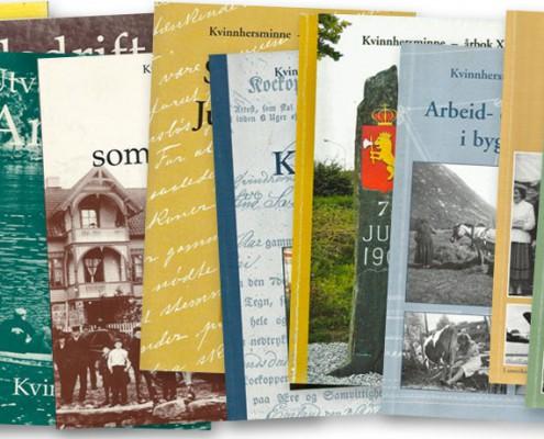 Kvinnhersminne - årbøker for Kvinnherad Sogelag